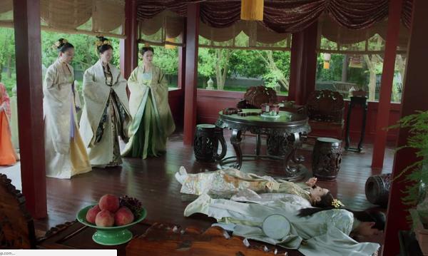 """""""Tam Sinh Tam Thế"""": """"Bỏng mắt"""" vì nụ hôn ngấu nghiến của Dạ Hoa và Bạch Thiển - Ảnh 7."""