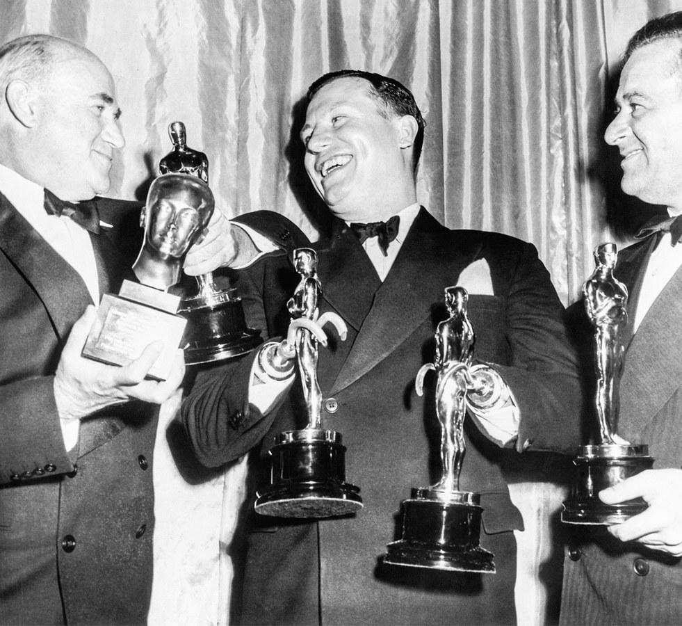 Oscar và 17 cột mốc kì diệu của những huyền thoại - Ảnh 7.