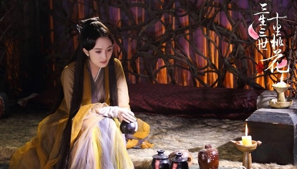 """""""Tam Sinh Tam Thế"""": Cực hả dạ khi xem Bạch Thiển móc mắt """"ác nữ"""" Tố Cẩm - Ảnh 8."""