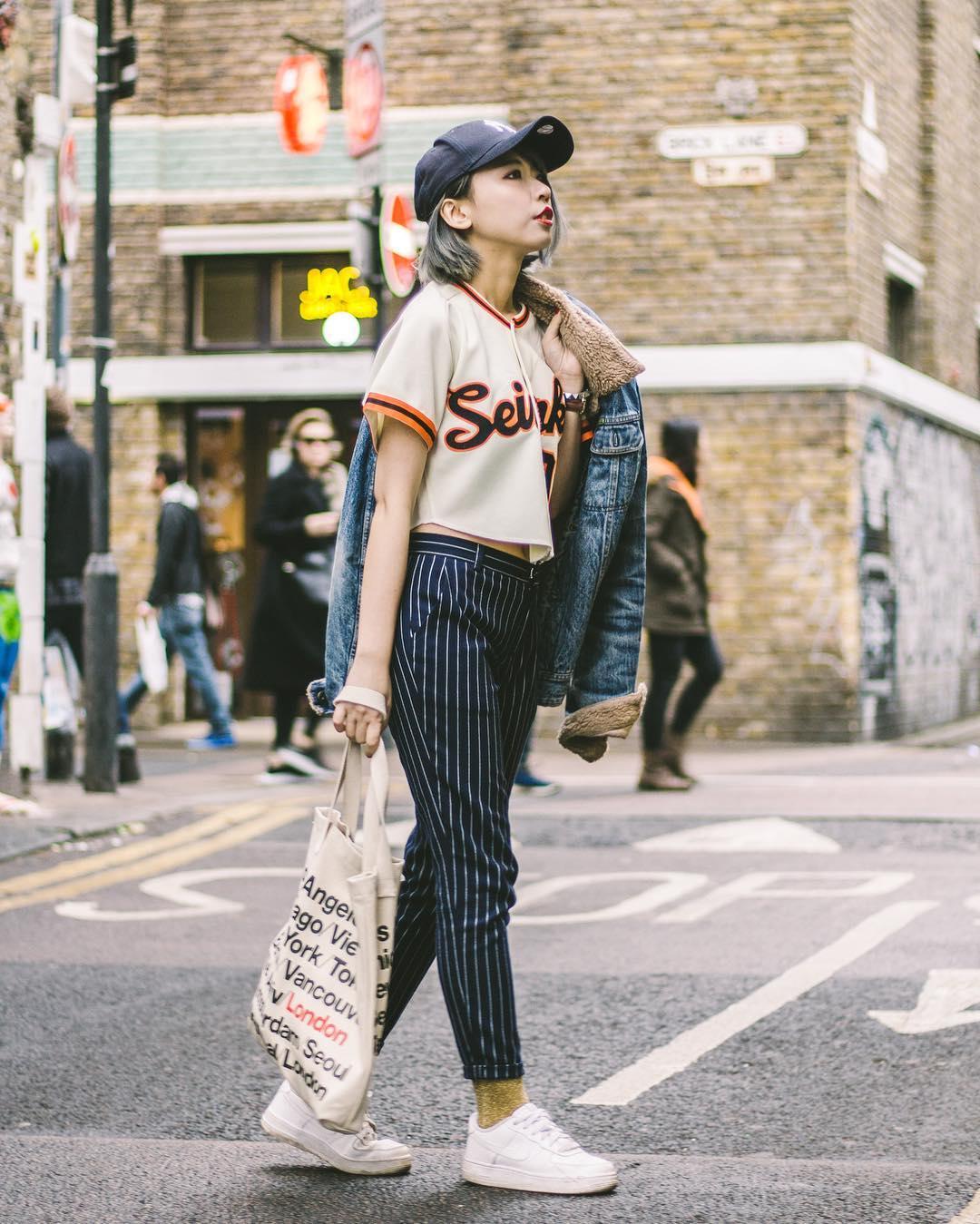 Ngắm street style siêu nuột của giới trẻ thế giới để lấy cảm hứng mix đồ thôi nào các nàng! - Ảnh 7.