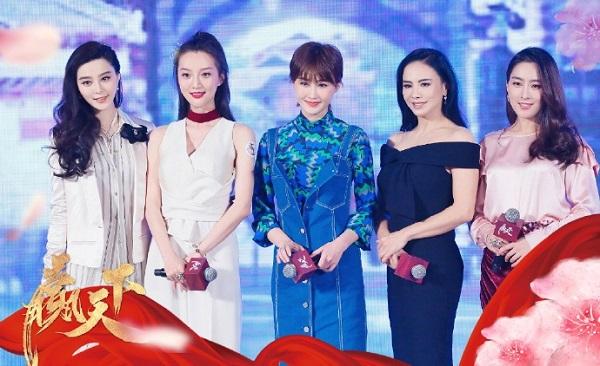 """""""Thắng Thiên Hạ"""" của Phạm Băng Băng sẽ là """"Võ Mị Nương"""" thứ hai? - Ảnh 7."""