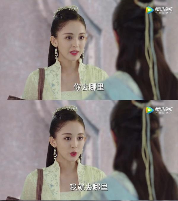 """""""Trạch Thiên Ký"""": Luhan e thẹn tỏ tình với thánh nữ Cổ Lực Na Trát - Ảnh 7."""
