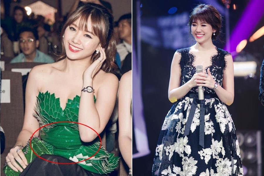 Trước và sau khi nỗ lực giảm cân, phong cách thời trang của Hari Won đúng là thay đổi chóng mặt! - Ảnh 7.