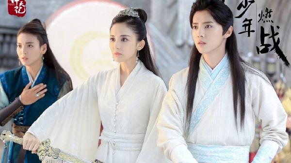 """Fan """"trụy tim"""" vì Luhan bị bạn gái Trương Hàn cướp mất nụ hôn đầu - Ảnh 6."""