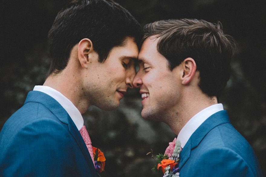19 khoảnh khắc đám cưới đồng tính tuyệt đẹp khiến con người ta thêm niềm tin vào tình yêu - Ảnh 1.