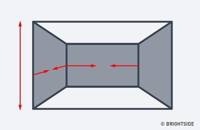 7 cách hô biến căn phòng của bạn trở nên rộng lớn hơn chỉ nhờ ảo ảnh thị giác - Ảnh 7.