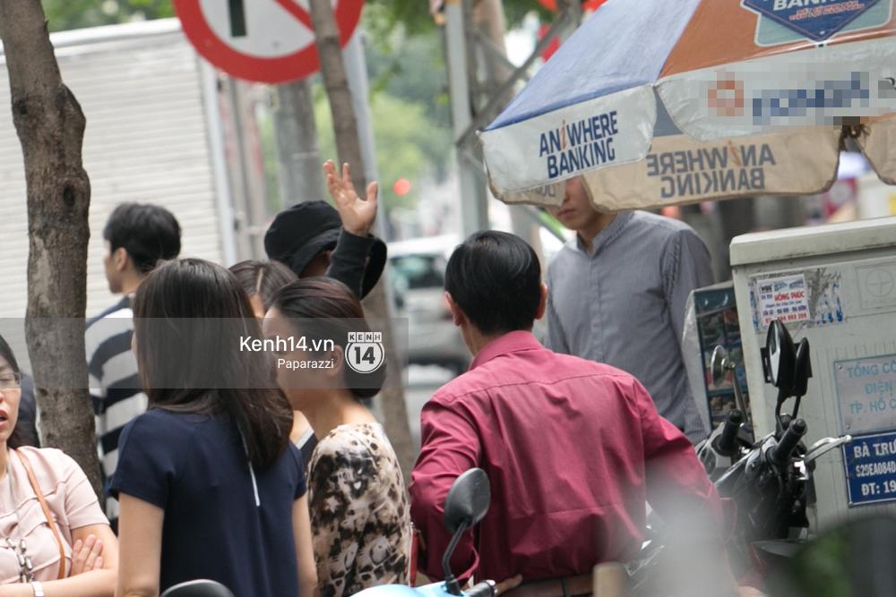 Bắt gặp rapper San E bất ngờ xuất hiện tại Việt Nam, cùng Chi Pu hẹn hò đi ăn trưa - Ảnh 7.