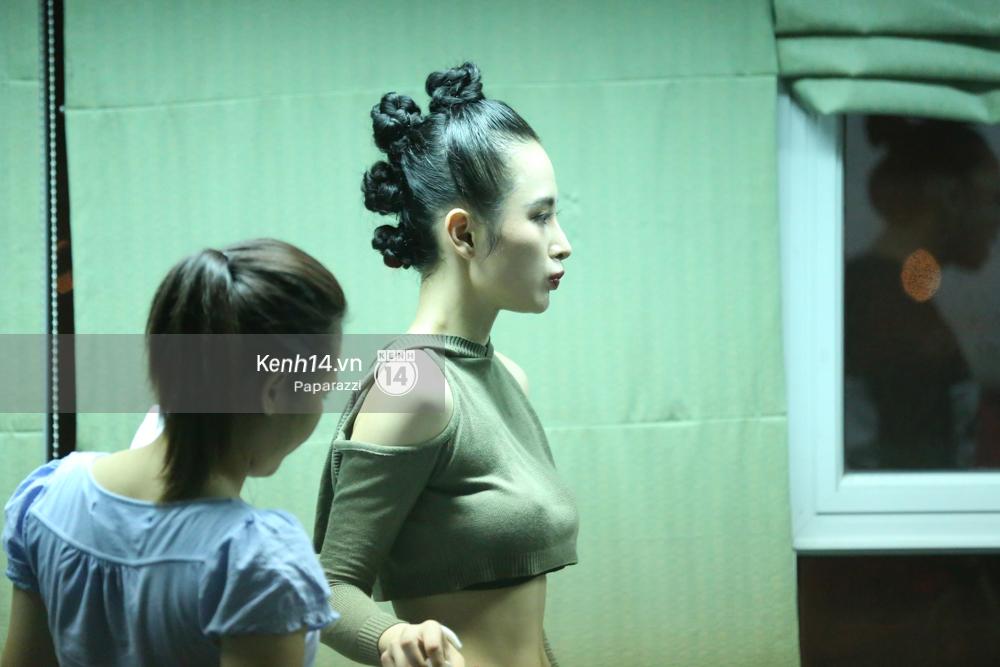 Mặc dù bệnh nhưng Angela Phương Trinh vẫn miệt mài tập vũ đạo đến tận khuya - Ảnh 7.