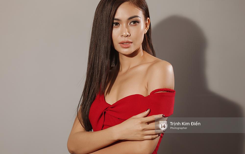 Mâu Thủy: Từ ngai vàng Next Top, vượt qua tai nạn thương tật 47%, lột xác để đến với Hoa hậu Hoàn vũ - Ảnh 7.