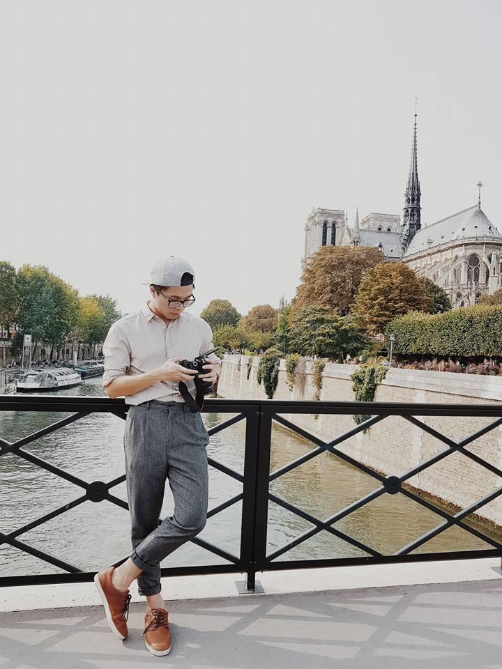 Đặng Hữu Quốc Văn – từ SV Ngoại thương, tới quản lý truyền thông của siêu mẫu và kỳ thực tập trong mơ tại Paris Fashion Week - Ảnh 13.