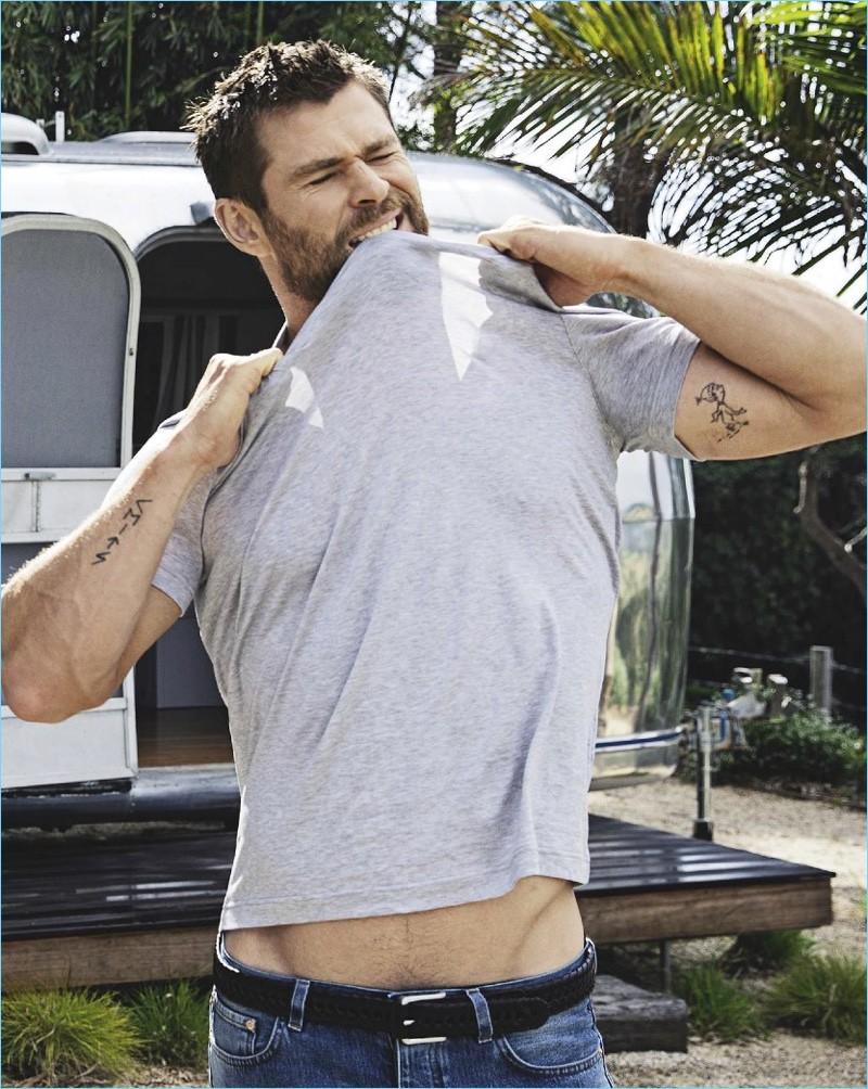 Chris Hemsworth - Vị Thần sấm số hưởng - Ảnh 7.