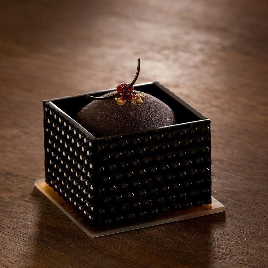 Chiêm ngưỡng những chiếc bánh ngọt vô cùng đẹp mắt được làm bằng thủy tinh và sứ - Ảnh 12.