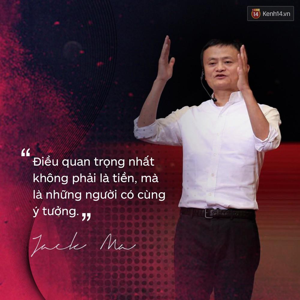 Loạt phát ngôn đầy cảm hứng tỷ phú Jack Ma vừa gửi đến các bạn trẻ Việt Nam - Ảnh 7.