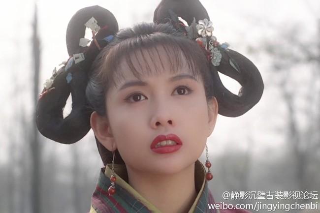 12 mỹ nhân phim Châu Tinh Trì: Ai cũng đẹp đến từng centimet (Phần 1) - Ảnh 7.