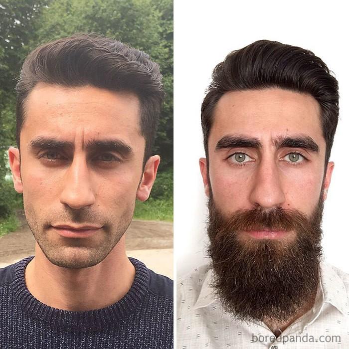 15 anh chàng dậy thì thành công sau khi quyết định để râu - Ảnh 25.