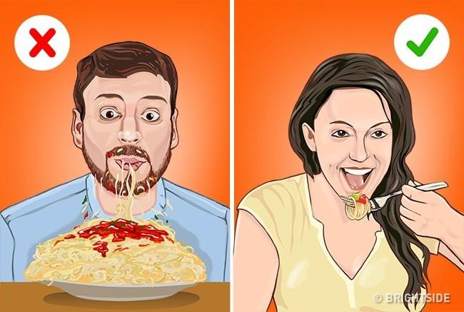 Ghi nhớ 8 phép lịch sự khi ăn nhà hàng để thể hiện mình là người văn minh - Ảnh 13.