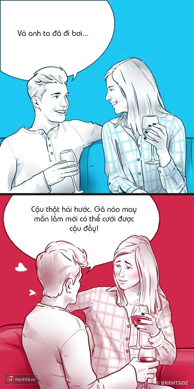 """10 dấu hiệu chỉ ra rằng chàng không chỉ coi bạn như """"bạn thân"""" hay """"em gái mưa"""" - Ảnh 13."""