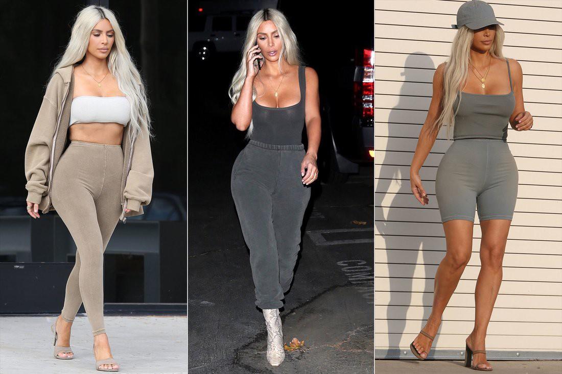 Hóa ra suốt thời gian qua, Kim Kardashian đã liên tục diện thiết kế mới nhất từ BST Yeezy Season 6 mà không ai biết - Ảnh 3.