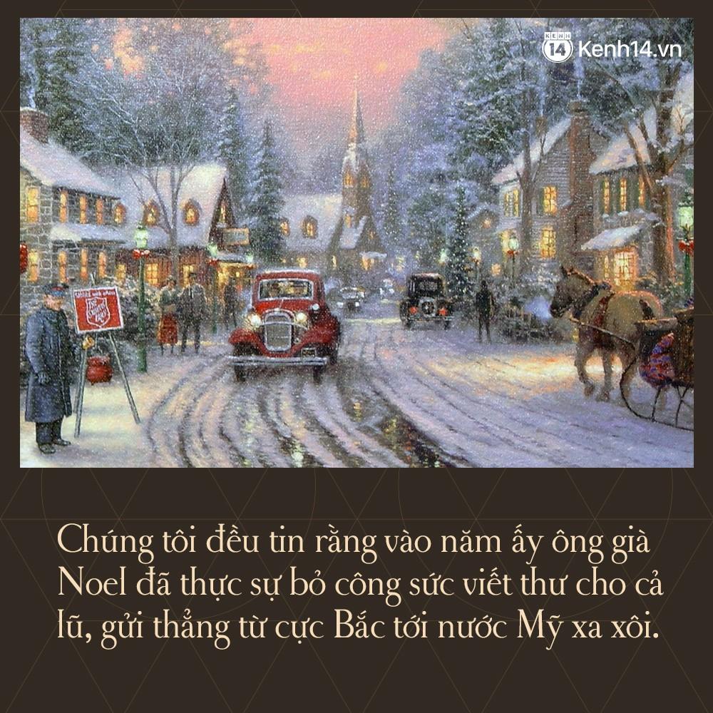 9 câu chuyện Giáng sinh sẽ khiến bạn tin vào phép màu cuộc sống từ những điều bình dị nhất - Ảnh 7.