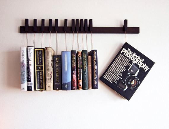 16 mẫu giá sách đầy sáng tạo dành cho người thích đọc sách - Ảnh 5.