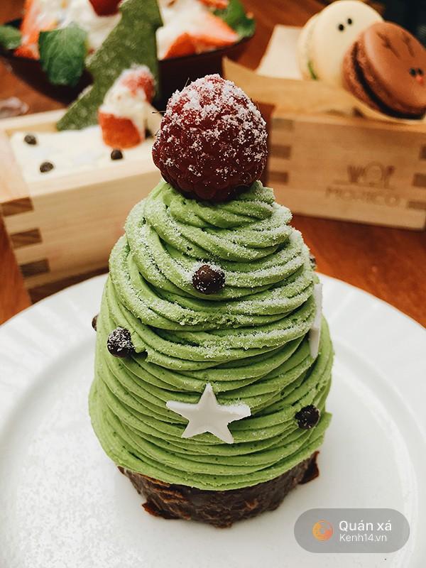 Điểm danh ngay loạt món ngọt mới toanh dành riêng cho mùa Giáng sinh ở Sài Gòn - Ảnh 9.