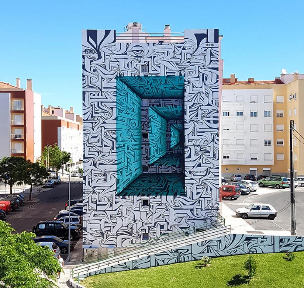 Ngắm nhìn 17 bức tranh tường 3D chân thực khắp nơi trên thế giới - Ảnh 3.