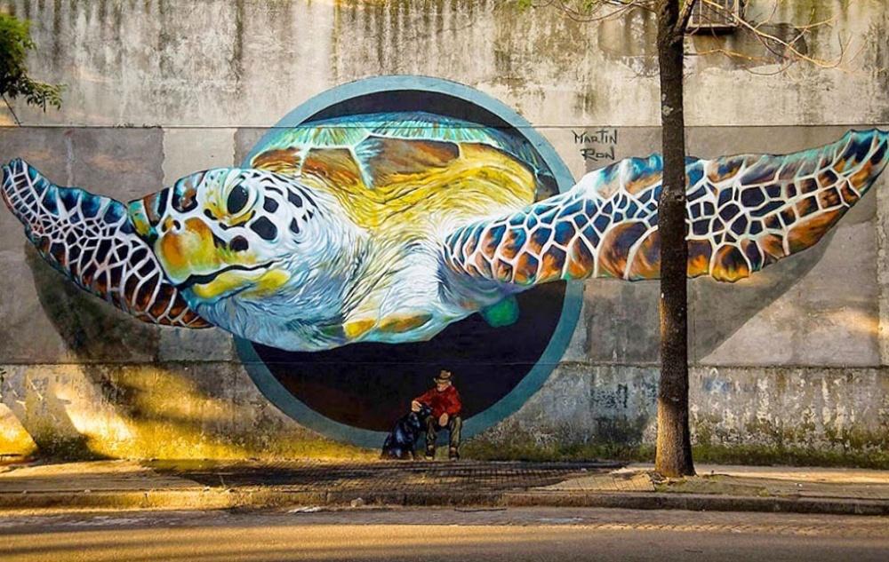Ngắm nhìn 17 bức tranh tường 3D chân thực khắp nơi trên thế giới - Ảnh 5.