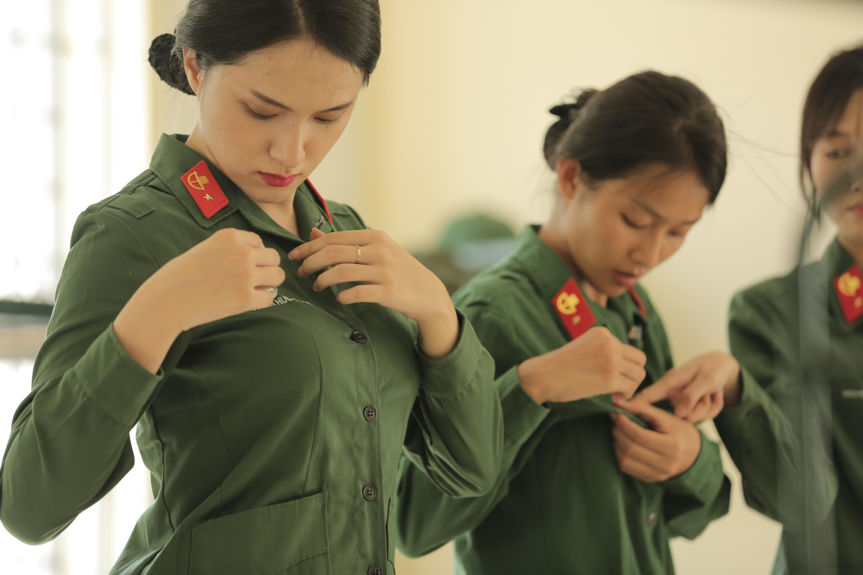 Hương Giang Idol: Tôi choáng ngợp và bị sốc với kỷ luật quân đội trong Sao nhập ngũ - Ảnh 2.