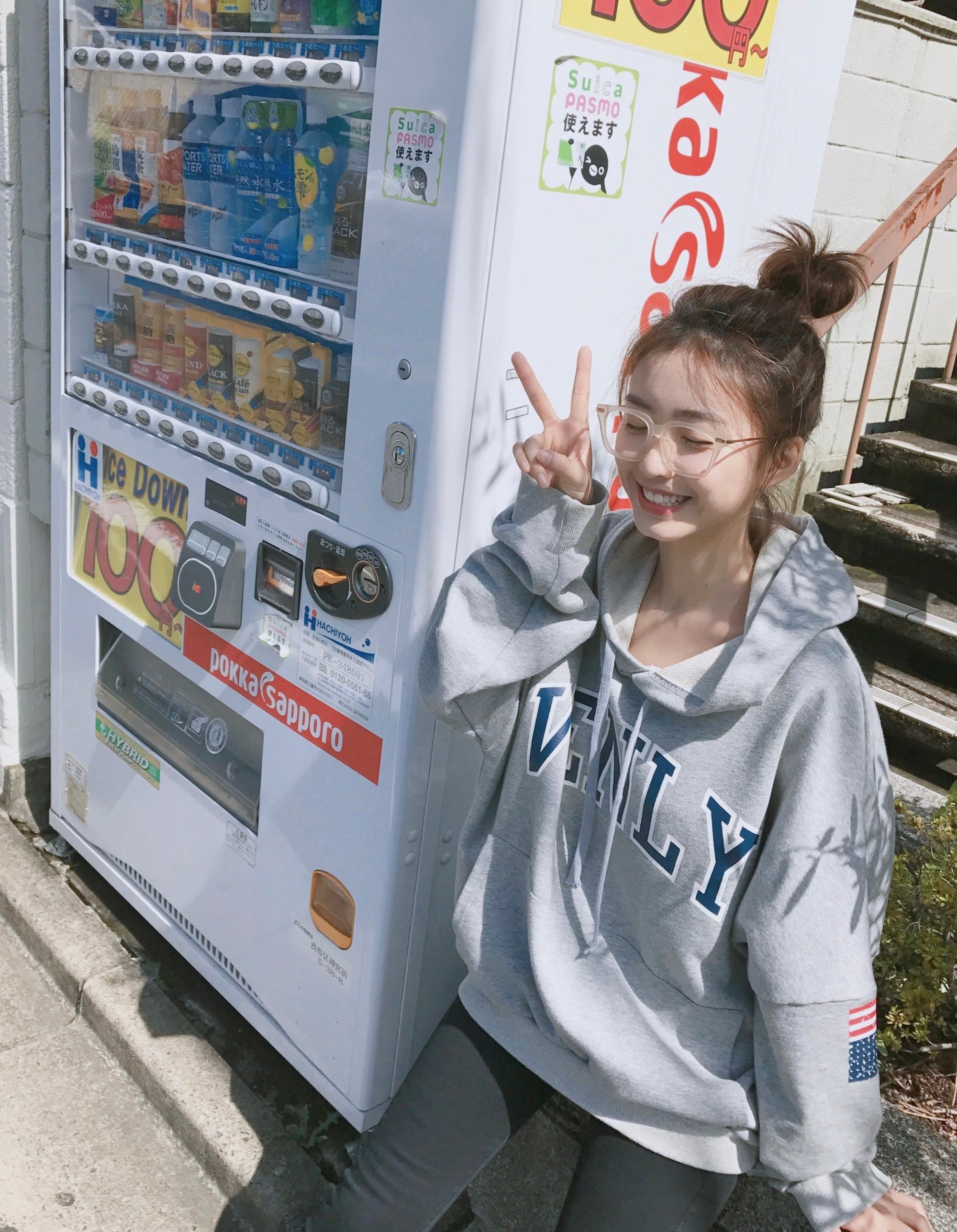 Nhan sắc không thể ngọt ngào hơn của hot girl triệu fan đến từ Trung Quốc - Ảnh 7.