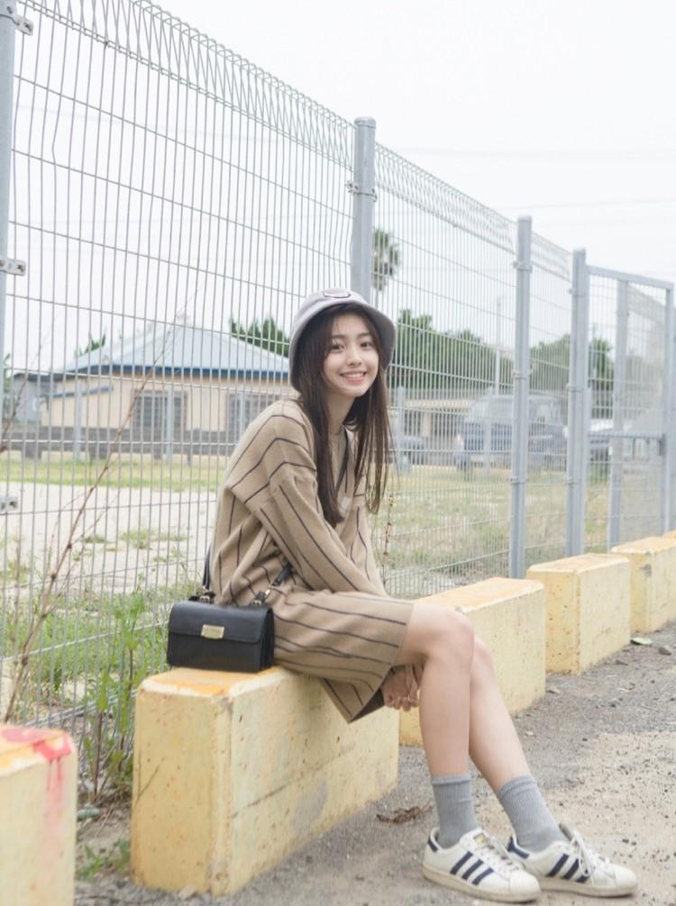 Nhan sắc không thể ngọt ngào hơn của hot girl triệu fan đến từ Trung Quốc - Ảnh 8.