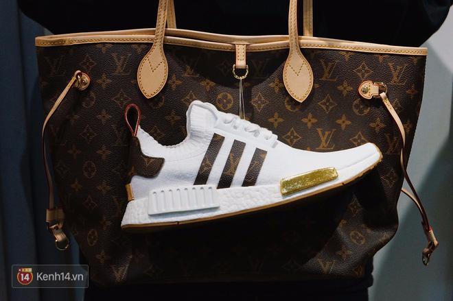 9x Việt độ giày từ đồ Louis Vuitton x Supreme hàng chục triệu đồng đang khiến giới chơi sneakers phát sốt - Ảnh 18.