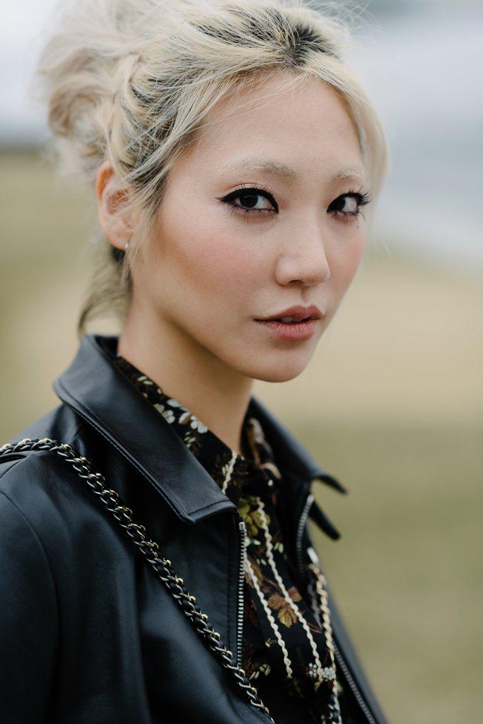 10 xu hướng makeup mùa thu tuyệt đẹp từ sàn runway con gái châu Á có thể áp dụng ngon ơ - Ảnh 11.