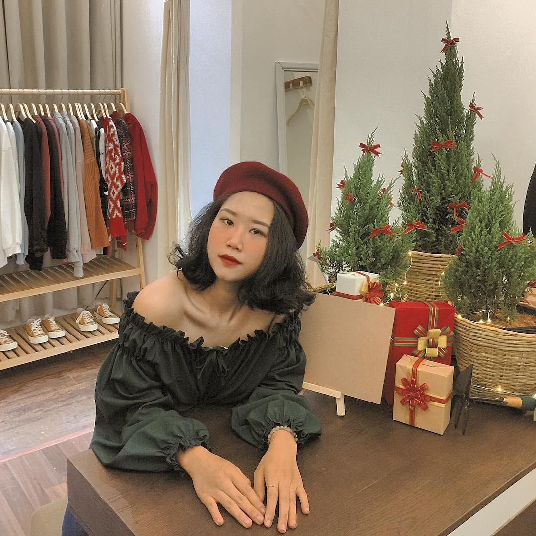 Diện thêm 4 chiếc mũ xinh xắn này, set đồ đi chơi Noel của bạn sẽ đúng điệu và nổi bật hơn hẳn - Ảnh 7.