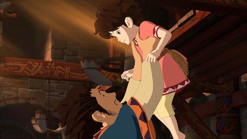 Ghibli Studio tiếp tục đề cao tiếng nói của trẻ em bằng series Ronja - Ảnh 9.