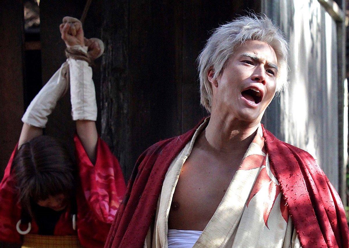 """Takuya Kimura trở lại sau 10 năm """"gác kiếm"""", viết huyền thoại mới về samurai - Ảnh 9."""