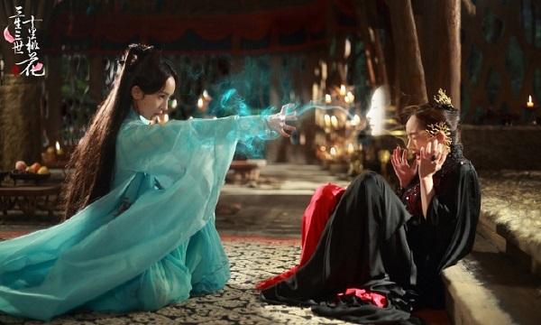 """""""Tam Sinh Tam Thế"""": Dương Mịch bất ngờ lột xác xuất sắc trong thần thái ác ma! - Ảnh 8."""