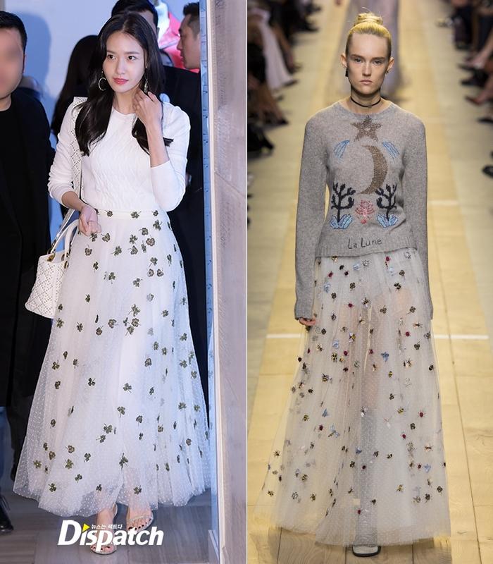 Yoona và Sulli cùng diện đồ hiệu đẳng cấp, đọ sắc vóc một chín một mười tại sự kiện của Dior - Ảnh 6.