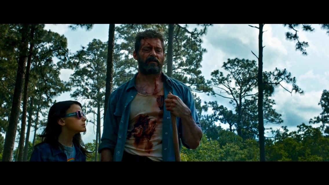 Logan - Kiệt tác mới của dòng phim siêu anh hùng - Ảnh 8.