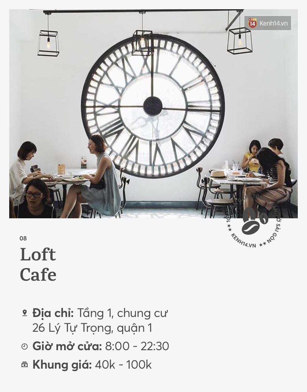 10 quán cà phê tông trắng ở Sài Gòn, cứ đến là có ảnh đẹp! - Ảnh 15.