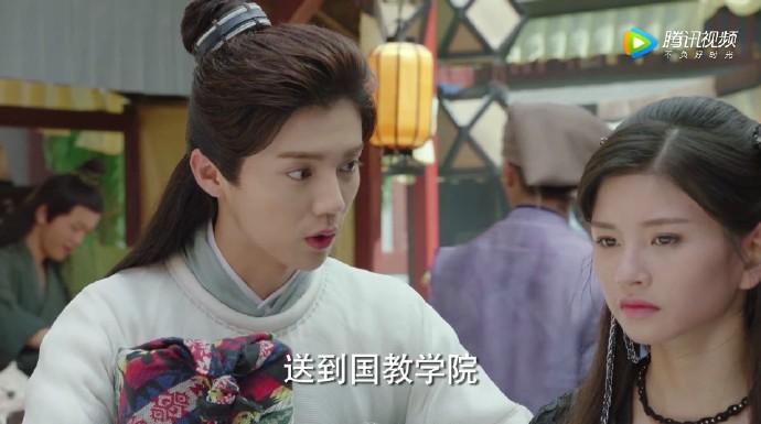 """""""Trạch Thiên Ký"""": Luhan một mình đối đầu với các tinh anh võ thuật trong thiên hạ - Ảnh 7."""