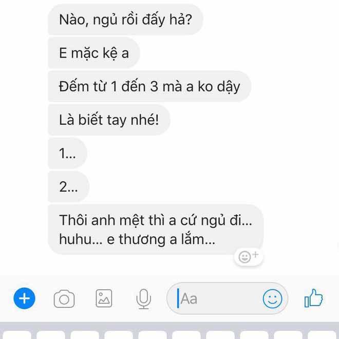 Trót đi ngủ khi đang nhắn tin với người yêu, sáng hôm sau bạn sẽ nhận được những gì? - Ảnh 15.