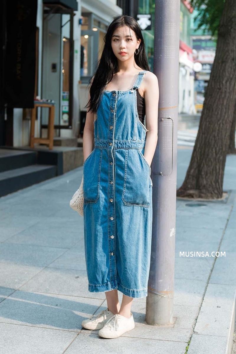 Street style Hàn Quốc cứ chất lừ như thế này bảo sao bạn trẻ nào cũng muốn bắt chước - Ảnh 8.