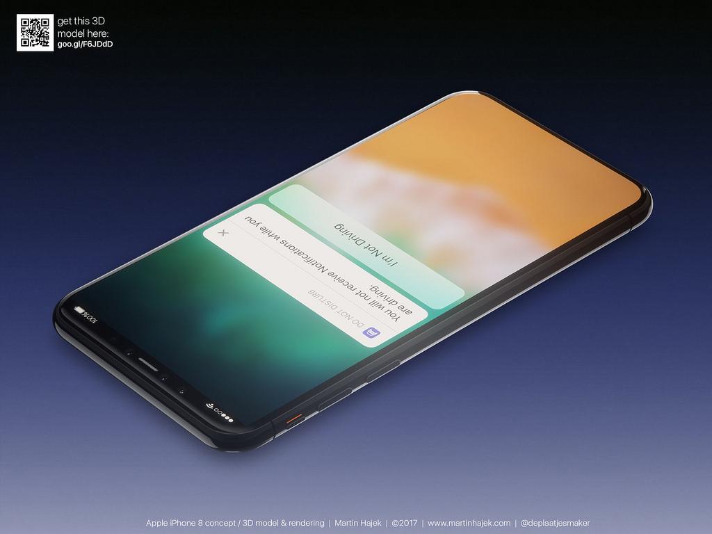 Cận cảnh vẻ đẹp mê mẩn của iPhone 8 có thể làm bạn dốc hết hầu bao để mua ngay - Ảnh 19.