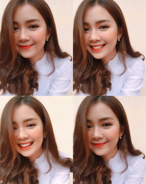 Con gái Việt vẫn xinh đẹp và dịu dàng nhất khi mặc áo dài trắng! - Ảnh 4.