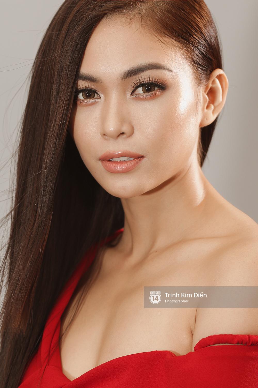Mâu Thủy: Từ ngai vàng Next Top, vượt qua tai nạn thương tật 47%, lột xác để đến với Hoa hậu Hoàn vũ - Ảnh 2.