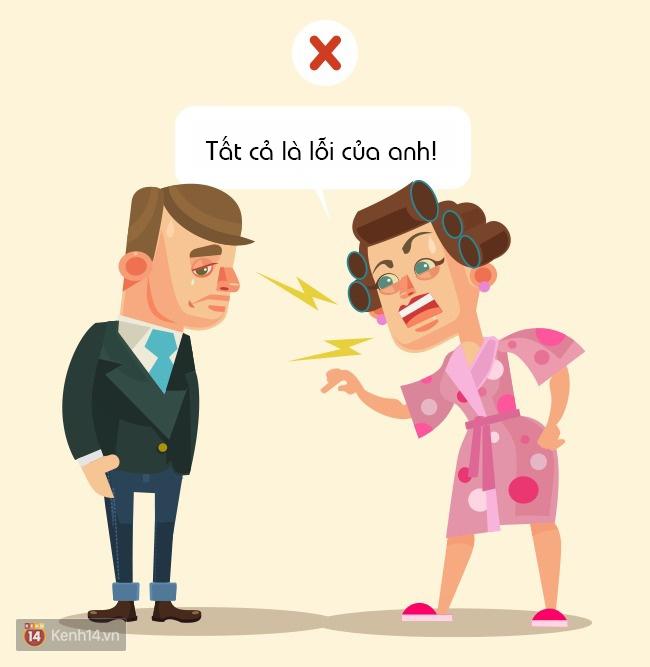 11 cụm từ có thể phá hủy mối quan hệ đang hạnh phúc của bạn - Ảnh 8.