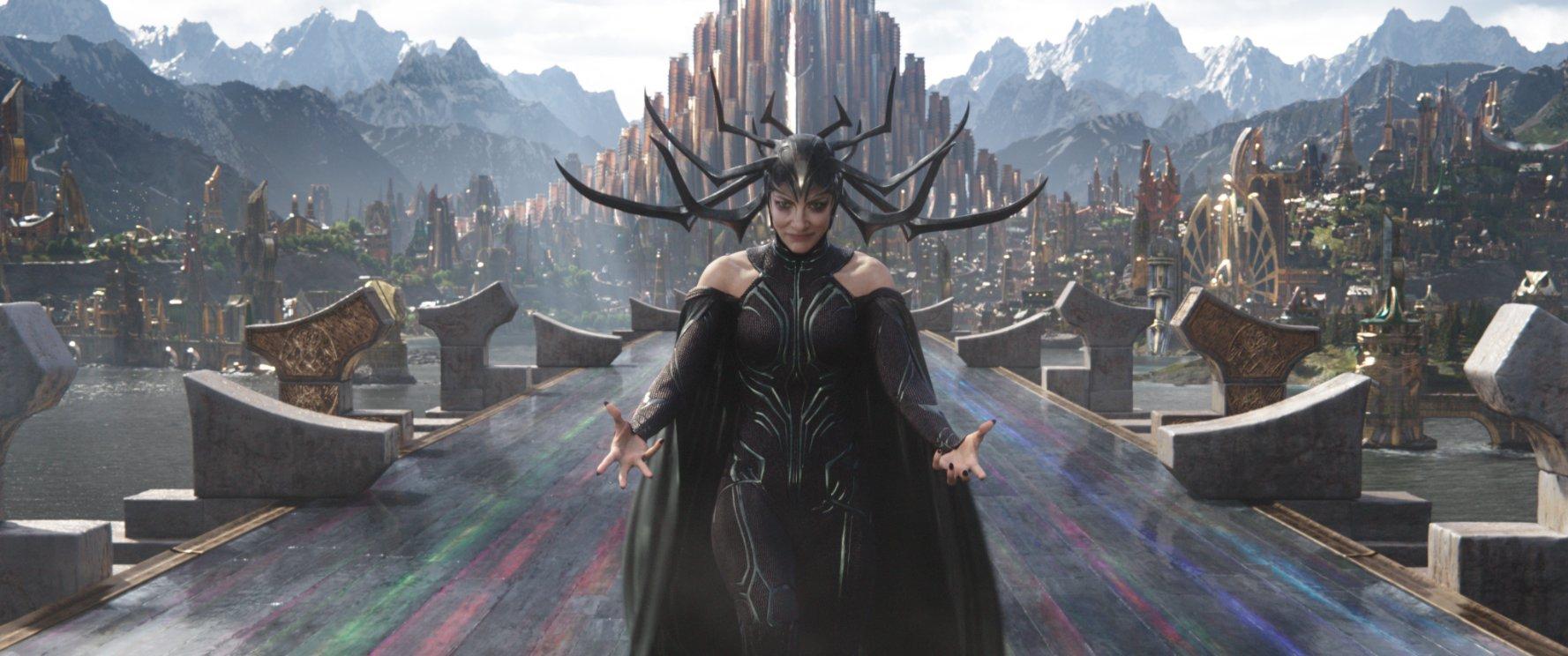Thor: Ragnarok - Hài hước, hấp dẫn từng phút từng giây - Ảnh 8.