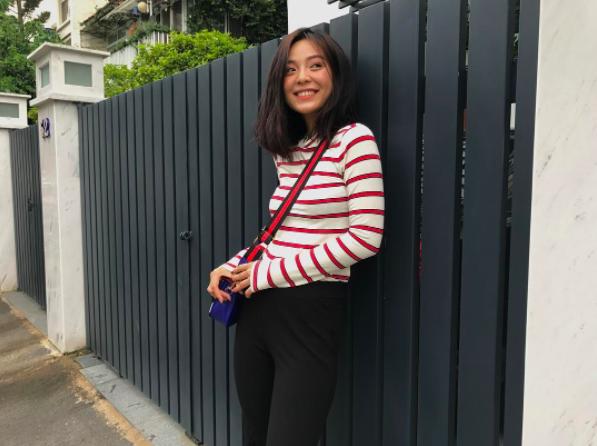 4 hot girl Việt sở hữu nụ cười đẹp tự nhiên không thể rời mắt - Ảnh 21.