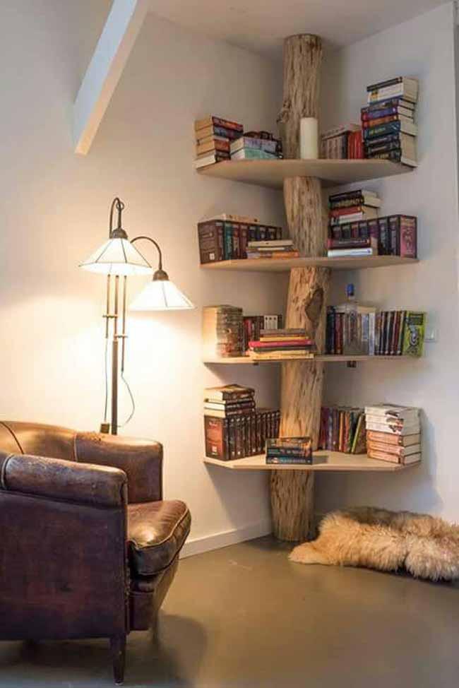 20 mẫu giá sách đẹp xuất sắc dù là người không thích đọc sách cũng muốn có trong nhà - Ảnh 15.