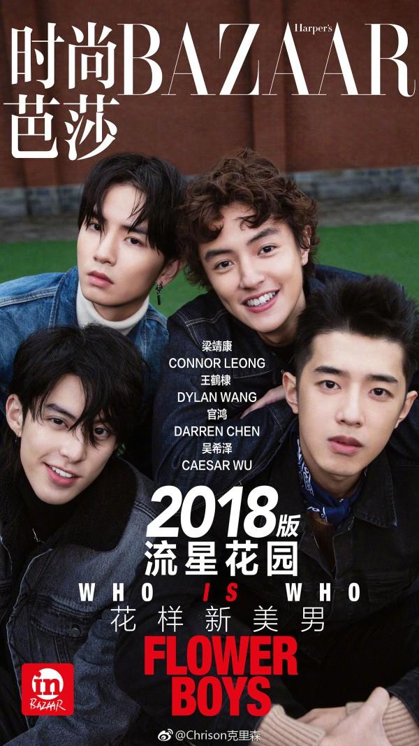 Lộ diện F4 Vườn Sao Băng phiên bản mới: Trẻ trung và đẹp trai kiểu Hàn Quốc! - Ảnh 8.